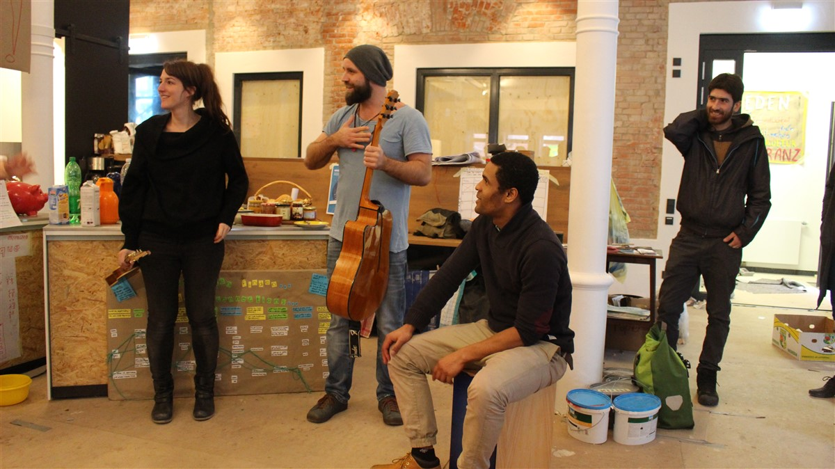 mosaique macht Musik