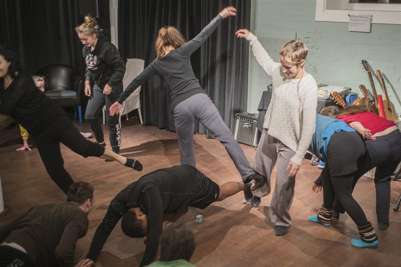 everybody Tanz now! – mosaique – Haus der Kulturen Lüneburg