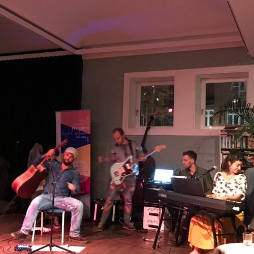 2019-10-12 Release Konzert mosaique CD (1)